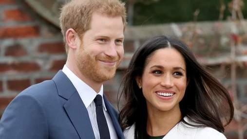 Королівські традиції: що заборонять робити Меган Маркл після весілля з принцом Гаррі