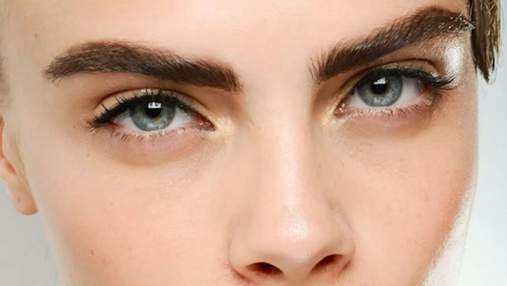Які брови будуть модними у 2018 році