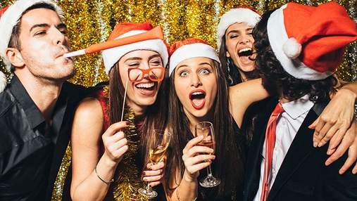Напої на Новий рік: рецепти алкогольних коктейлів, які зможе приготувати кожен