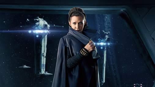 """Режиссер """"Звездных войн: Последние джедаи"""" объяснил, как Лея смогла использовать Силу в космосе"""
