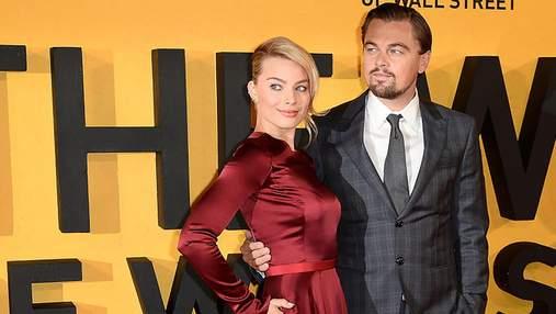 Муж Марго Робби приревновал жену к Леонардо Ди Каприо: названа причина