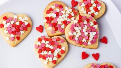 Печиво-валентинки: три рецепти до Дня святого Валентина