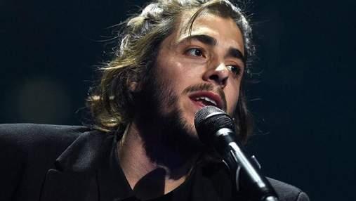 Переможець Євробачення-2017 Сальвадор Собрал вперше заспівав після пересадки серця: відео
