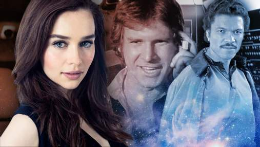 """Эмилия Кларк стала звездой """"Хан Соло. Звёздные войны: Истории"""": подборка эффектных фото"""