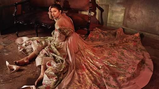 Спокуслива Пріянка Чопра знялась у модному фотосеті для глянцю: фото