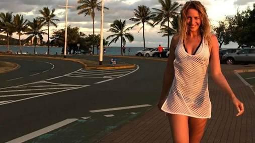 Леся Нікітюк вразила фанатів спокусливим фото у купальнику