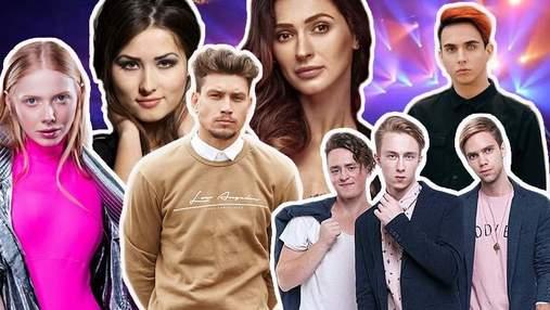 Отбор на Евровидение 2018 от Украины: видео выступления участников во втором полуфинале