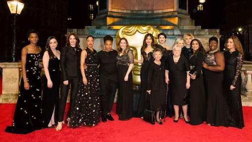 BAFTA Awards 2018: фото найкращих образів зірок з червоної доріжки