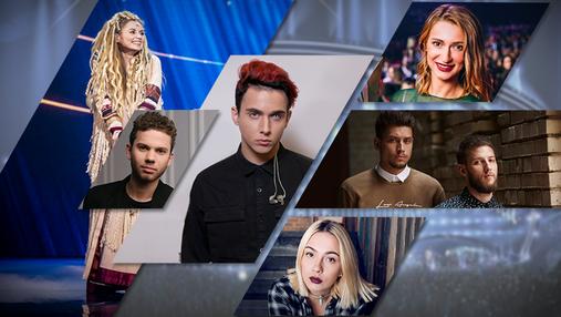 Финал Нацотбора на Евровидение-2018: видео выступлений всех участников