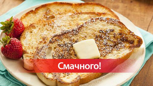 Що приготувати із черствого хліба: смачні рецепти