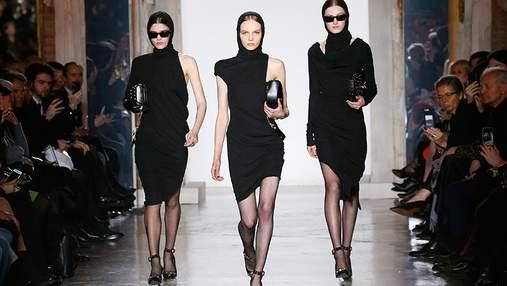 Неделя моды в Милане: самые яркие образы с показа Versace