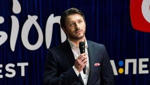 Притула прокоментував виступи фіналістів Нацвідбору Євробачення-2018