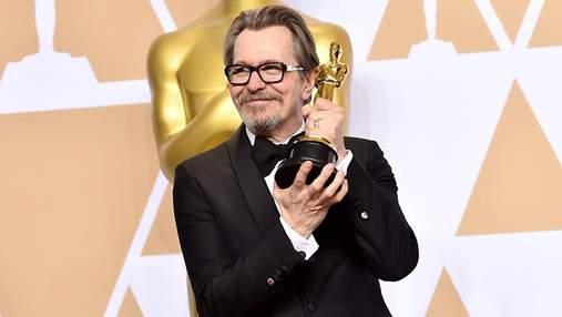Оскар 2018: Гері Олдмен став найкращим актором