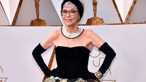 """Акторка прийшла на вручення премії """"Оскар"""" у платті, в якому отримала нагороду у 1962 році"""