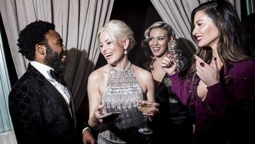 Як зірки розважались після Оскару 2018: фото з вечірки Vanity Fair