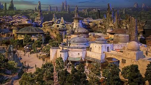 """Disney строит новый парк развлечений, посвященный """"Звездным войнам"""""""