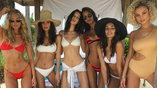 10 моделей, які можуть похизуватись сексуальним пресом: гарячі фото