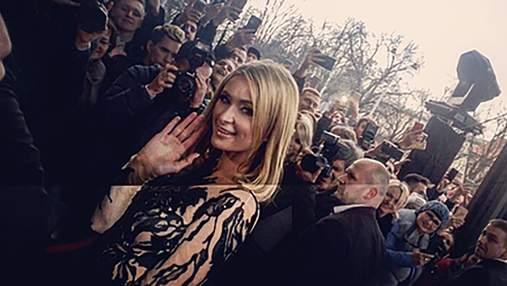 Катя Осадча взяла інтерв'ю в Періс Хілтон: фото