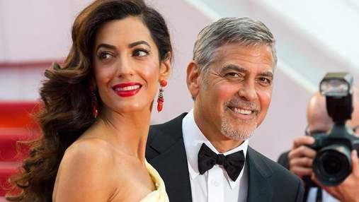 Жена Джорджа Клуни продемонстрировала изысканный образ в стиле Chanel: фото