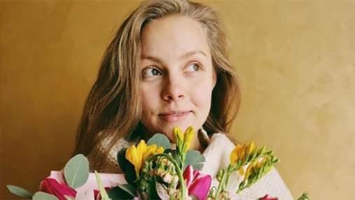 Олена Шоптенко показала вагітний живіт у ніжному танці: відео