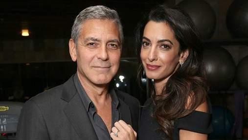 Роскошная Амаль Клуни ошеломила стильным образом