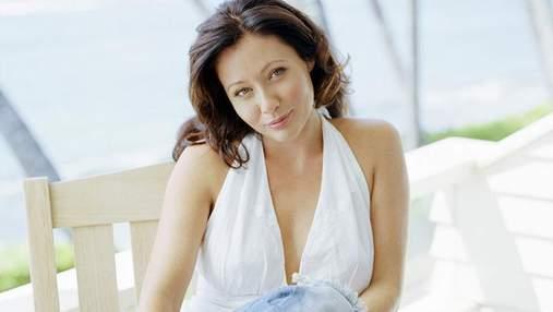 После изнурительной борьбы с раком актриса Шеннен Доэрти получила неутешительные анализы: детали