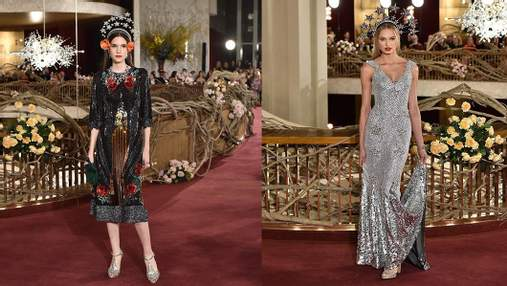 Dolce & Gabbana устроили грандиозное модное шоу: яркие фото