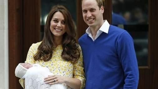 Принц Вільям випадково натякнув на стать своєї майбутньої дитини