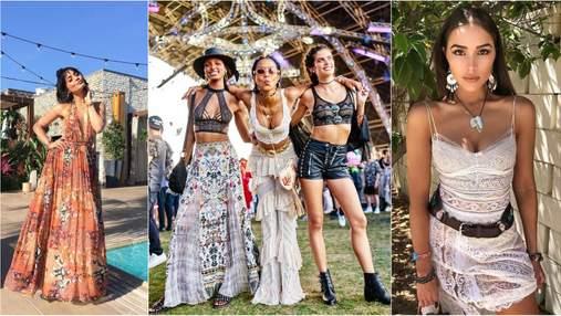 Зірки на фестивалі Coachella 2018: фотопідбірка найяскравіших образів