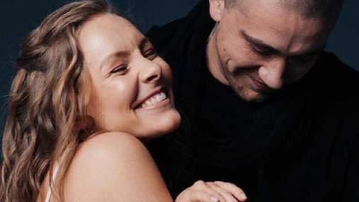 Олена Шоптенко вперше стала мамою