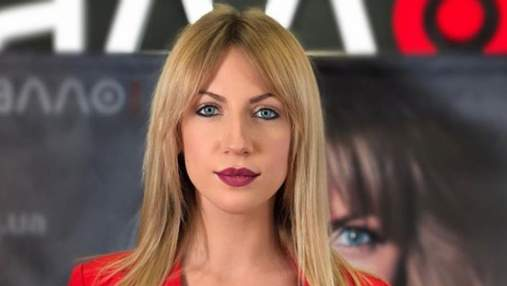 """Венесуельська модель """"вкрала"""" плаття у Лесі Нікітюк: деталі"""