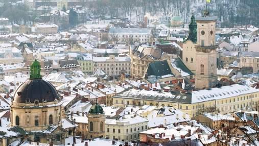 Где безопасно погулять во Львове во время локдауна: интересные и небанальные места города Льва