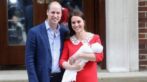 Принц Уильям рассказал о первых днях новорожденного сына