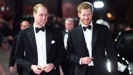 Принц Гарри попросил брата принца Уильяма стать его шафером на свадьбе