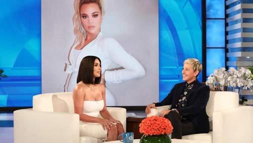 Бедная Хлои, – Ким Кардашян впервые прокомментировала скандал вокруг брака ее сестры
