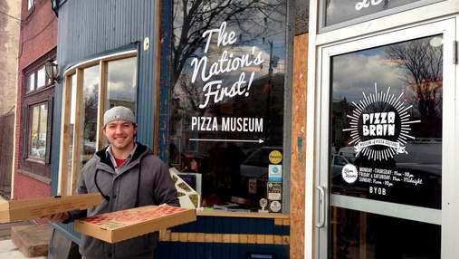 В Нью-Йорке открывается музей пиццы: яркие фото