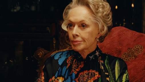 88-річна актриса стала обличчям Gucci: яскраві фото кампейну