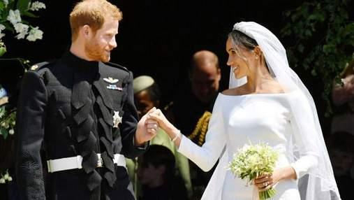 Королівське весілля принца Гаррі та Меган Маркл: яскраві фото церемонії