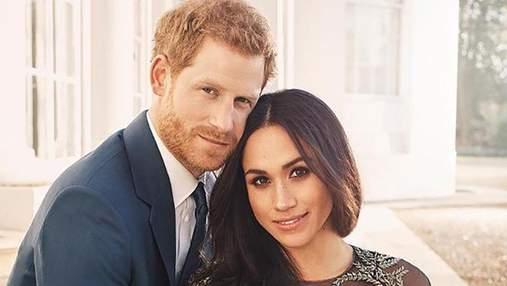 Весілля принца Гаррі та Меган Маркл: у мережі з'явились надзвичайні фото королівського вівтаря