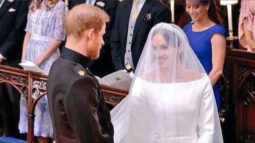 Принц Гаррі заплакав від вигляду нареченої Меган Маркл: зворушливе відео