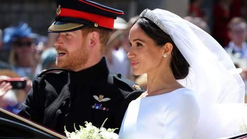 Принц Гаррі та Меган Маркл одружилися: перший спільний вихід подружжя – казкові фото