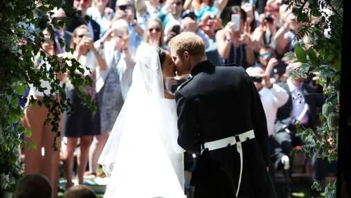 На королівське весілля принца Гаррі прийшли його колишні дівчата: з'явились фото