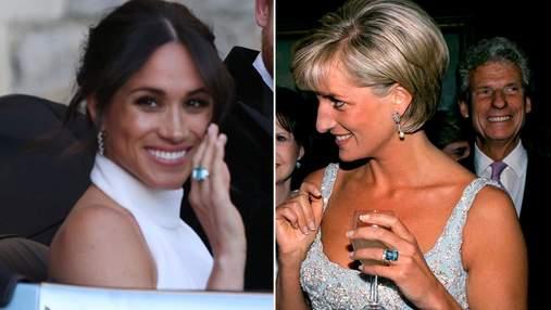 Стало відомо, що принц Гаррі подарував Меган Маркл на весілля