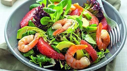 3 смачних рецепта літніх салатів