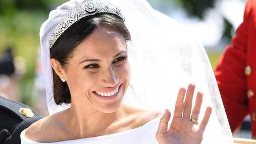 Як зробити весільний макіяж як в Меган Маркл