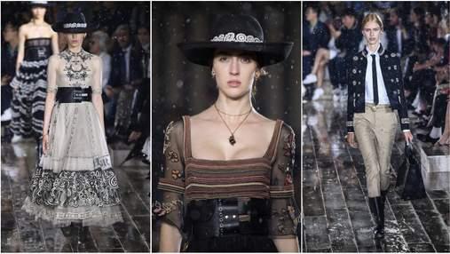 Чем поразил показ Dior Cruise 2019: фото стильной коллекции