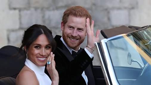 Принц Гаррі та Меган Маркл змінили плани на медовий місяць: деталі