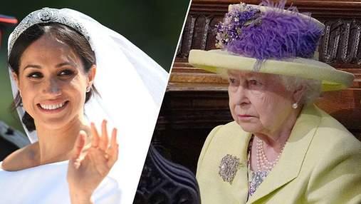 У мережі гостро розкритикували королівський герб Меган Маркл: деталі
