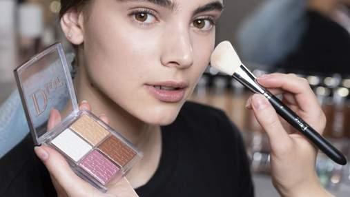 Показ Dior Cruise 2019: как сделать трендовый макияж
