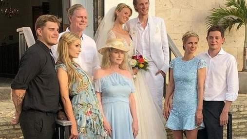 Брат Періс Хілтон одружився: зворушлива історія кохання з фото